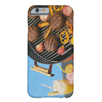 Food on grill barely there iPhone 6 case