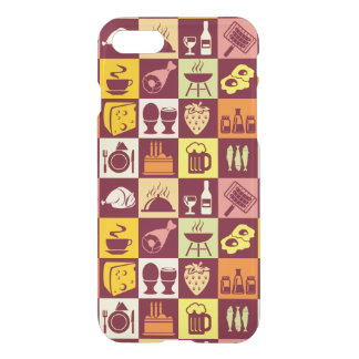 Food Pattern 3 iPhone 7 Case