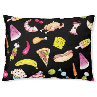 Food Pet Bed