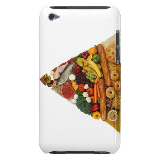 Food Pyramid iPod Touch Covers