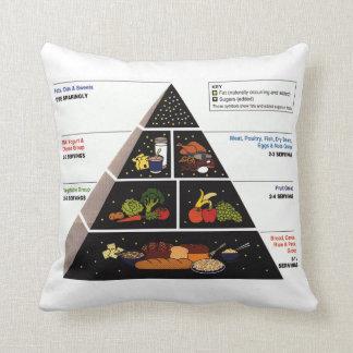 Food Pyramid Cushion