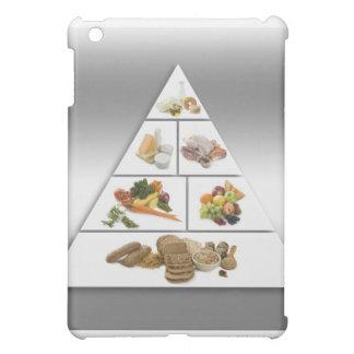 Food pyramid iPad mini cases