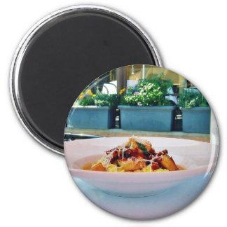 Food Restaurants Fridge Magnet