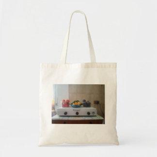 Food Shopping Tote Bag