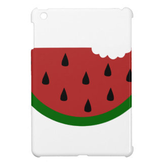 food slice fruit bitten watermelon iPad mini covers