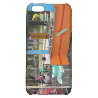 Food stall iPhone 5C cover