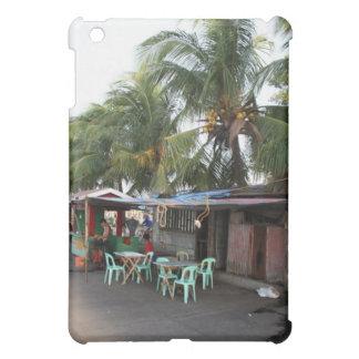 Food stalls iPad mini covers