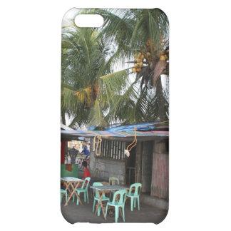 Food stalls iPhone 5C cover