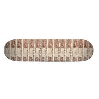 Food Stamp Skateboard