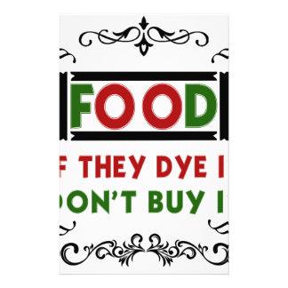 Food Stationery