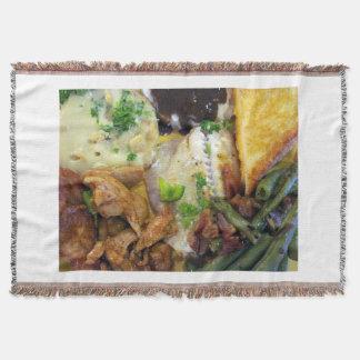 Food Throw Blanket