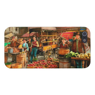 Food - Vegetables - Indianapolis Market 1908 Case For iPhone 5/5S