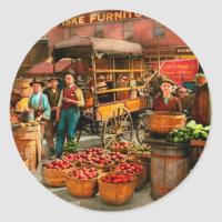 Food - Vegetables - Indianapolis Market 1908