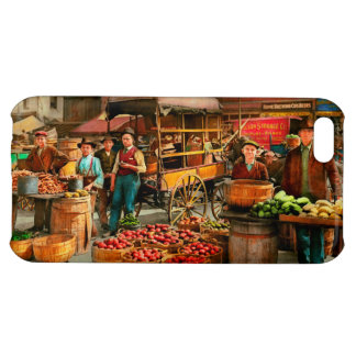 Food - Vegetables - Indianapolis Market 1908 Cover For iPhone 5C