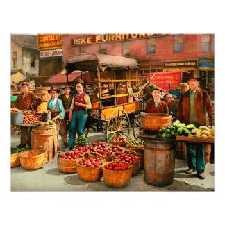 Food - Vegetables - Indianapolis Market 1908 Flyer