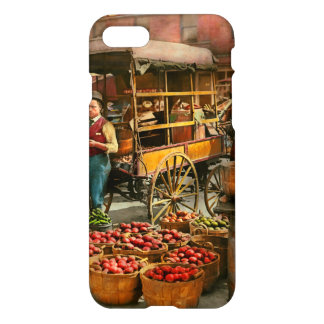 Food - Vegetables - Indianapolis Market 1908 iPhone 8/7 Case