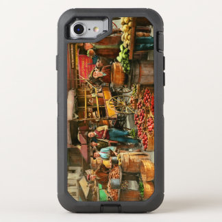 Food - Vegetables - Indianapolis Market 1908 OtterBox Defender iPhone 8/7 Case