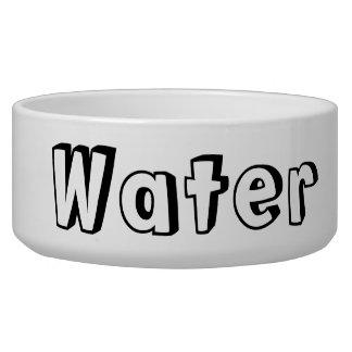Food & Water Dog Bowl