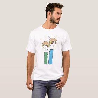 Foodie Friends Burgers T-Shirt