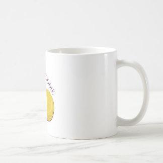 Foodie Grape Cheese Coffee Mug