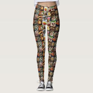 Foodie leggings
