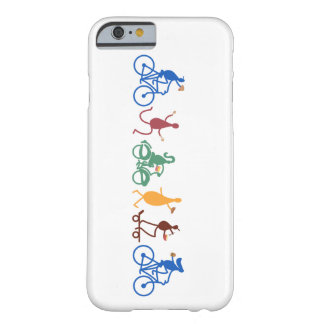 Foodies on the Go Barely There iPhone 6 Case