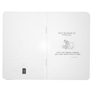 Fooled by Furballs Pocket Journal
