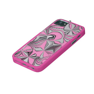 foolish movements effect pink iPhone 5 cases