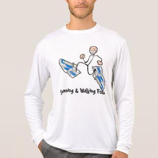 Fools Dri-Fit Long Sleeve  T-Shirt