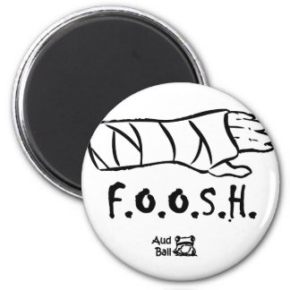 FOOSH = fell on outstretched hand Magnet