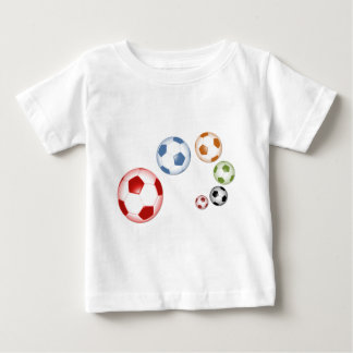 foot balls baby T-Shirt