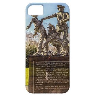 Foot Soldiers in Kelly Ingram Park iPhone 5 Cover