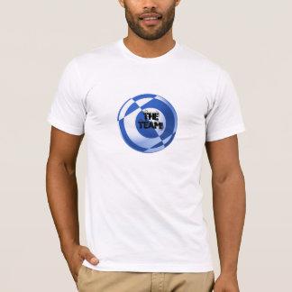 Football all Blue T-Shirt