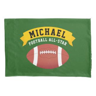 Football All-Star Pillowcase