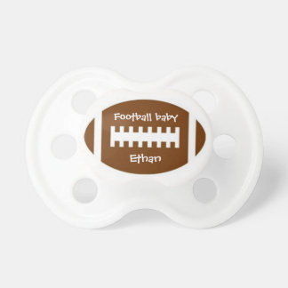 Football Baby 0-6 months BooginHead® Pacifier