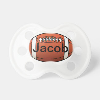 Football Baby Pacifier