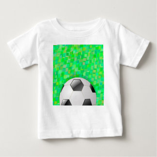 Football Background Baby T-Shirt
