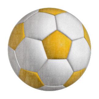 Football (ball) cutting board