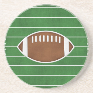Football Beverage Coasters