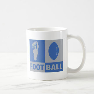football bizarre icon mugs