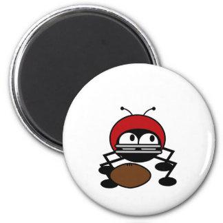 Football Bug Magnet
