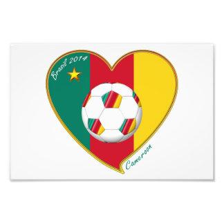 "Football ""CAMEROON"" Soccer Team Soccer of Cameroun Photo"