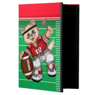 FOOTBALL CAT CUTE2  iPad Air 2 Powis iPad Air 2 Case