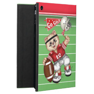 FOOTBALL CAT CUTE iPad Air iPad Air Case