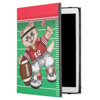 "FOOTBALL CAT CUTE iPad Pro 3 iPad Pro 12.9"" Case"