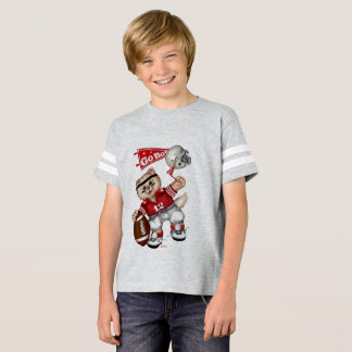FOOTBALL CAT Kids' Football Shirt