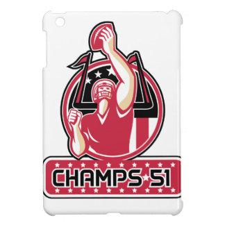 Football Champs 51 Atlanta Retro iPad Mini Cases