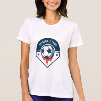 Football Club Badge. T-Shirt