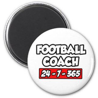 Football Coach 24-7-365 Magnets