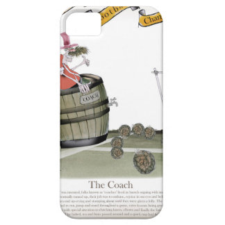 football coach reds barely there iPhone 5 case
